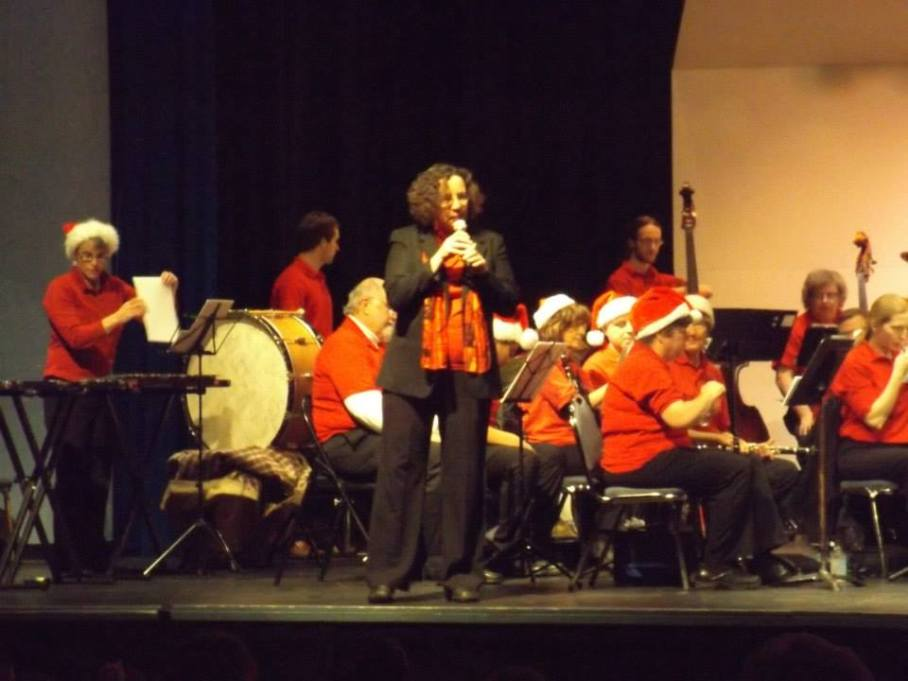 2013 Holiday Concert at Gladish