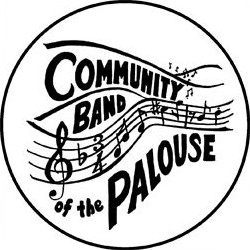 Community Band of the Palouse logo